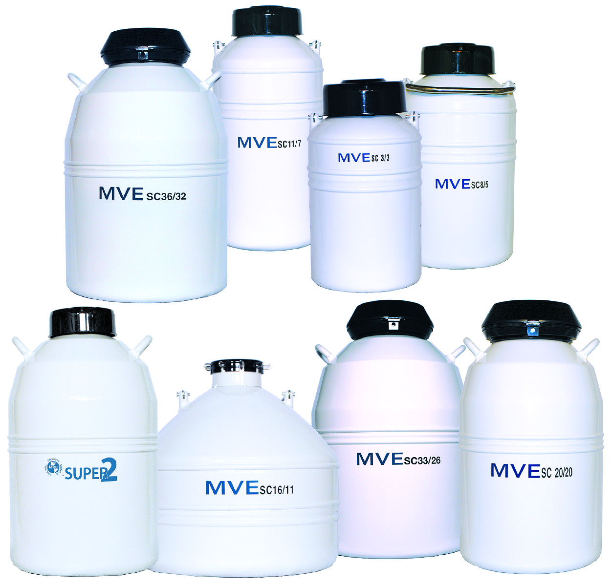 MVE SC Series Dewars