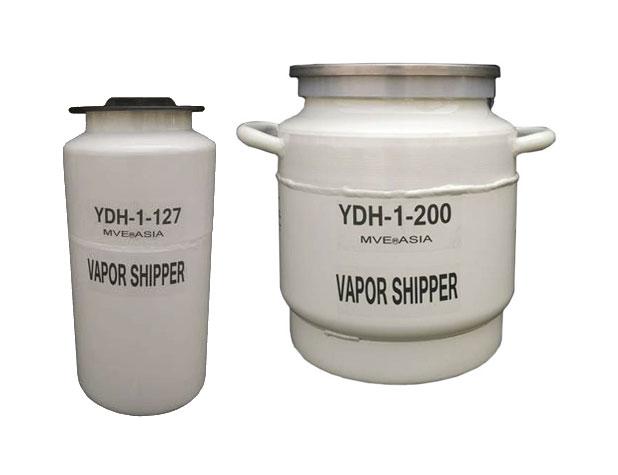 MVE Cross Town Vapor Shippers (YDH Series)